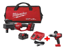 "Milwaukee M18 Hole Hawg, w/ 1/2"" Hammer Drill for $449 + free shipping"