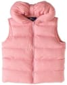 Climate Concepts Girls' Hood Puffer Vest for $7 + pickup at Walmart