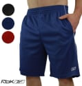 Reebok Men's Performance Shorts 3-Pack for $24 + free shipping