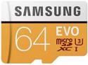 Samsung 64GB UHS-3 Class 10 microSDXC Card for $20 + pickup at Walmart