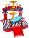 Disney Pixar Cars Drivers Race & Win Playset for $4 w/ $25 purchase + free shipping
