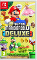 New Super Mario Bros. U Deluxe for Switch for $50 + free shipping