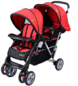Costway Foldable Double Baby Stroller for $116 + free shipping