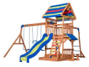 Backyard Discovery Beach Cedar Swing Set for $449 + pickup at Walmart
