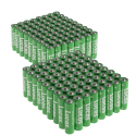 Lucas AA/AAA Battery 144-Pack for $20 + $5 s&h