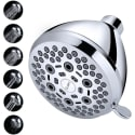 Clofy 6-Setting Water-Saving Shower Head for $10 + free shipping w/ Prime