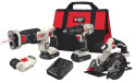 Porter-Cable 20V Max 4-Tool Combo Kit for $129 + free shipping
