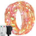 DecorNova 120-LED Fairy String Lights for $7 + free shipping w/ Prime