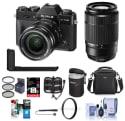 Fujifilm X-T20 24MP Mirrorless Camera Bundle for $1,199 + free shipping