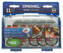Dremel 11-Piece EZ Lock Cutting Kit for $15 + free shipping w/ Prime