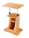 Yescom Adjustable Height Mobile Laptop Cart for $44 + free shipping