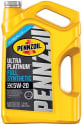 Pennzoil Ultra Platinum 5-Quart Motor Oil for $12 after rebate w/ Prime + free shipping
