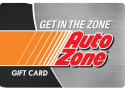 $100 Auto Zone Gift Card for $90 + free shipping