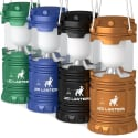MalloMe LED Camping Lantern 4-Pack for $14 + free shipping w/ Prime