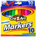 2 Cra-Z-Art Washable Markers 10-Packs for $1 + pickup at Walmart