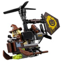 LEGO Batman Movie Scarecrow Fearful Face-Off for $10 + pickup at Walmart