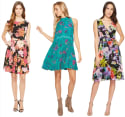 Women's Dresses at 6pm: Up to 83% off, from $18 + free shipping