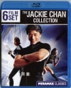 Jackie Chan Collection: 6-Film Set on Blu-ray for $6 + $4 s&h