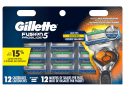 Gillette Fusion5 ProGlide Refill 12-Pack for $24 + pickup at Walmart