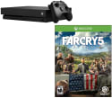 Xbox One X 1TB w/ Far Cry 5 & $100 Dell GC for $500 + free shipping