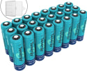 Tenergy AA Rechargeable Batteries 24-Pack for $23 + free shipping