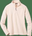 REI Co-op Women's Quarter-Zip Fleece Pullover for $15 + pickup at REI