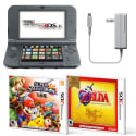 New Nintendo 3DS XL Game Console Bundle from $249 + free shipping