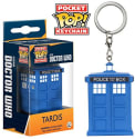 Funko POP Doctor Who Tardis Keychain for $5 + free shipping