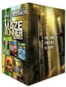 The Maze Runner Series Complete Boxed Set for $27 + free shipping