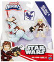 Playskool Heroes Tauntaun and Han Solo for $2 + $6 s&h