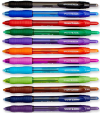 Paper Mate Retractable Ballpoint Pen 12-Pack for $7 + free shipping w/ Prime