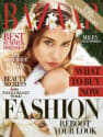 Harper's Bazaar 1-Year Subscription: 10 issues for free