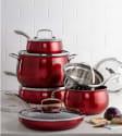 Belgique 11-Piece Cookware Set for $83 + free s&h w/ beauty