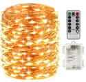 LightsEtc 66ft 200-LED String Lights for $10 + free shipping w/ Prime