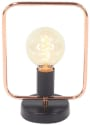 UMA Rose Gold Metal Accent Lamp for $27 + $8 s&h