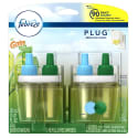 Febreze Plug Air Freshener 1.75-oz. 2-Pack for $4 + free shipping