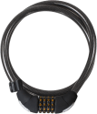 Serfas Non-Coiled 12mm Combo Lock w/ Bracket for $12 + pickup at REI