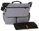Skip Hop Dash Signature Messenger Diaper Bag for $35 + free shipping
