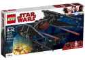 LEGO Star Wars Kylo Ren's TIE Fighter for $49 + free shipping
