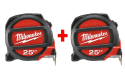 2 Milwaukee 25ft Magnetic Tape Measures for $20 + pickup at Home Depot