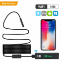 Drunkilk WiFi Endoscope for $17 + free shipping
