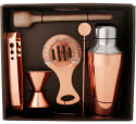 Better Homes and Gardens 6pc Copper Bar Set for $13 + pickup at Walmart