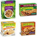 Nature Valley at Amazon: Extra 15% + 5% off + free shipping