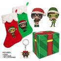 Funko Pop! Overwatch Winter Wonderland Box for $10 + pickup at GameStop