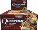 Quest Bars at Amazon: 25% off + 5% off + free shipping