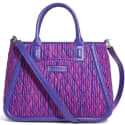 Vera Bradley Women's Trimmed Trapeze Satchel for $24 + free shipping