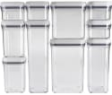 OXO Good Grips 10pc Airtight Food Storage Set for $70 + free s&h w/beauty item