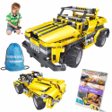 Morwant 426pc RC Car Construction Set for $16 + free shipping