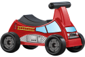 American Plastic Toys Fire Truck Ride-On for $9 + pickup at Walmart