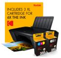 Kodak Multifunction WiFi Inkjet Printer for $69 + free shipping